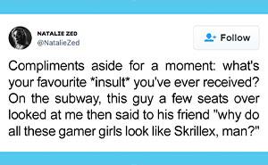 20 Personas que fueron insultadas de forma ingeniosa, compartidas en este hilo viral de Twitter