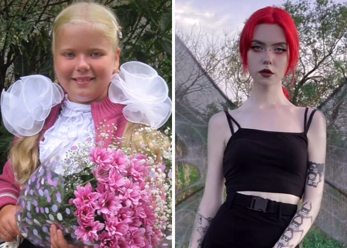 Tiktok-Glowup-Puberty-Before-After