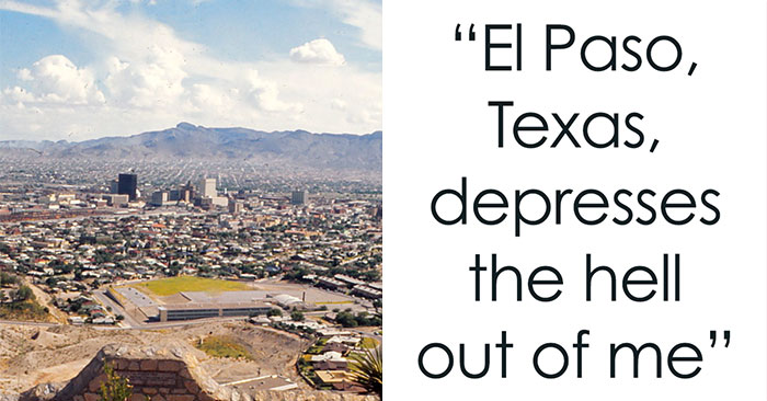 People In This Online Group Share The 30 Most Unpleasant-Looking Cities In America They've Ever Visited
