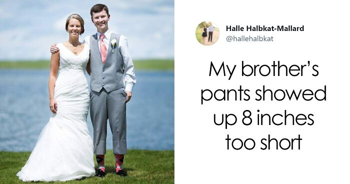 Jimmy Fallon Asks People To Share The Worst Wedding Fails They've Seen, And Here Are 40 Responses (New Pics)