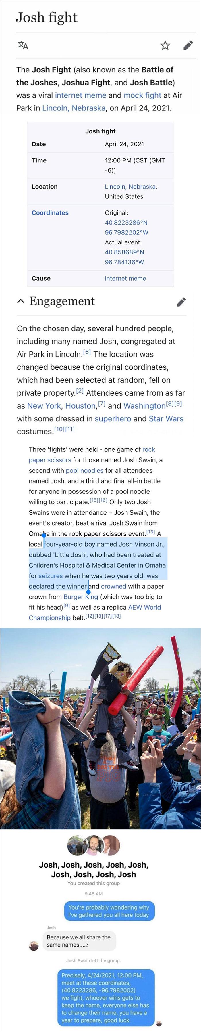Rigged, I Knew Josh Would Win