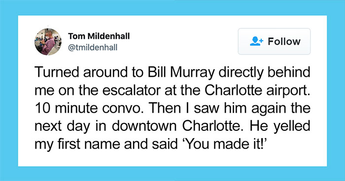 People Are Sharing The Weirdest Celebrity Encounters They Have Ever Had And Here Are 30 Of The Wildest Ones