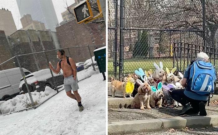 Esta cuenta de Instagram muestra Nueva York sin adornos, y aquí tienen 26 de las mejores fotos