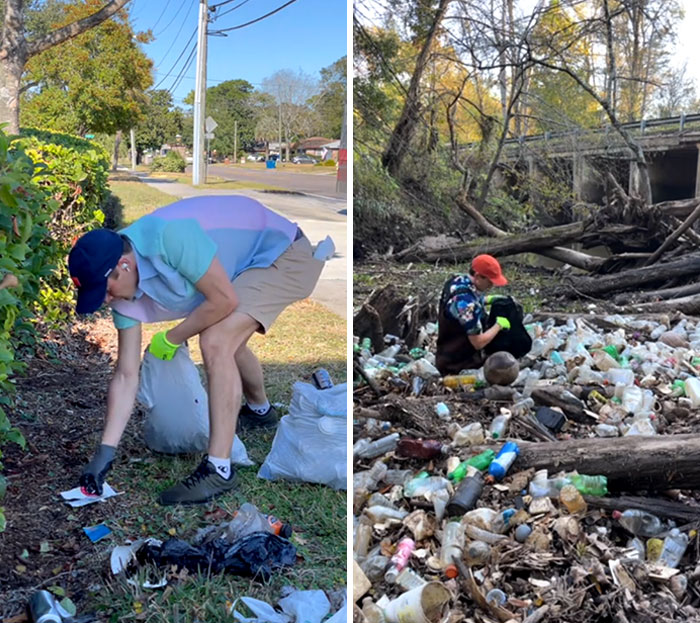 This Week I Will Hit My 8000th Bag Of Trash Cleaned Up. I Love My Life, And I Encourage Others To Try This
