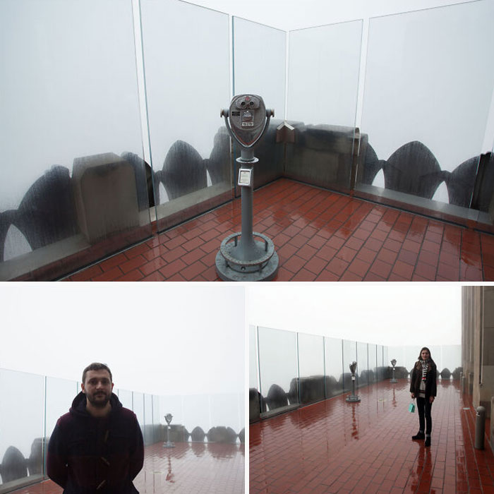 I Was In New York For The First Time In My Life. My Wife And I Spent Almost 10 Hours On A Plane, Crossed The Atlantic Ocean And Flew 7,500 Kilometers. We Climbed The Top Of The Rock To Enjoy A View Of Central Park. We Had Only One Day In New York And This View Will Always Be With Us