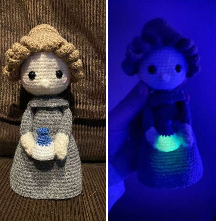 Hoth: I Am Working On A Series Of Feminist Icons For My Brownie Unit. Here Is The First, Marie Curie