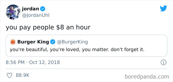 On That Day, The Burger King Pr Team Learned A Valuable Lesson About Twitter