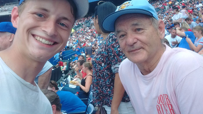 I Also Recently Met A Ghostbuster [Bill Murray]
