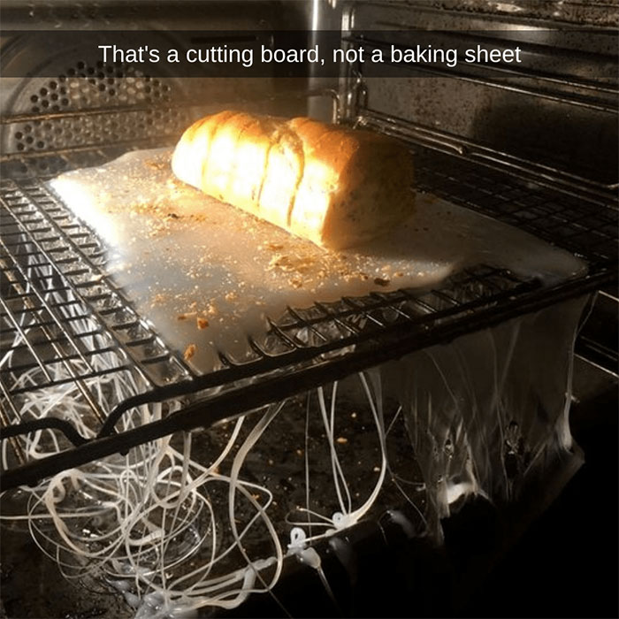 Cursed Cutting Board