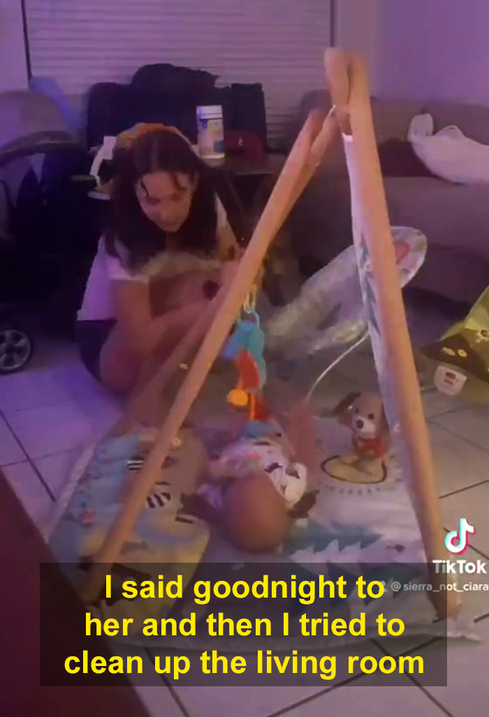 Stay-At-Home Mom Goes Viral With 2.1M Likes For Showing What She Does All Day After BF Blames Her For Doing Nothing
