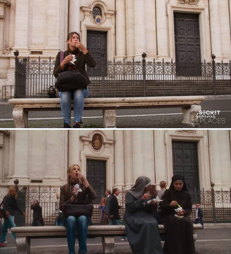 Eat Pray Love / Rome, Italy