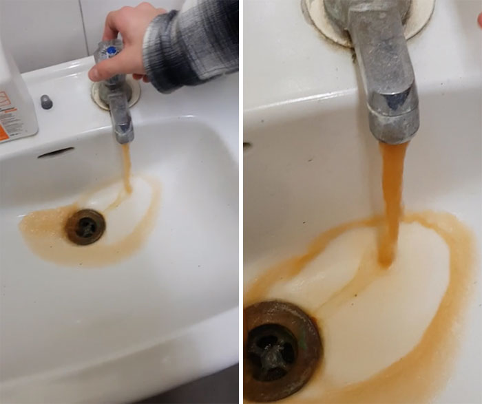 The Water In Our School