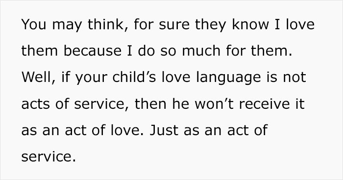 """Someone Asked """"What Is One Habit Or Action That You Started Doing That Completely Changed Your Life?"""" And This Mom Claims That For Her, It Is Speaking Her Children's Love Language"""