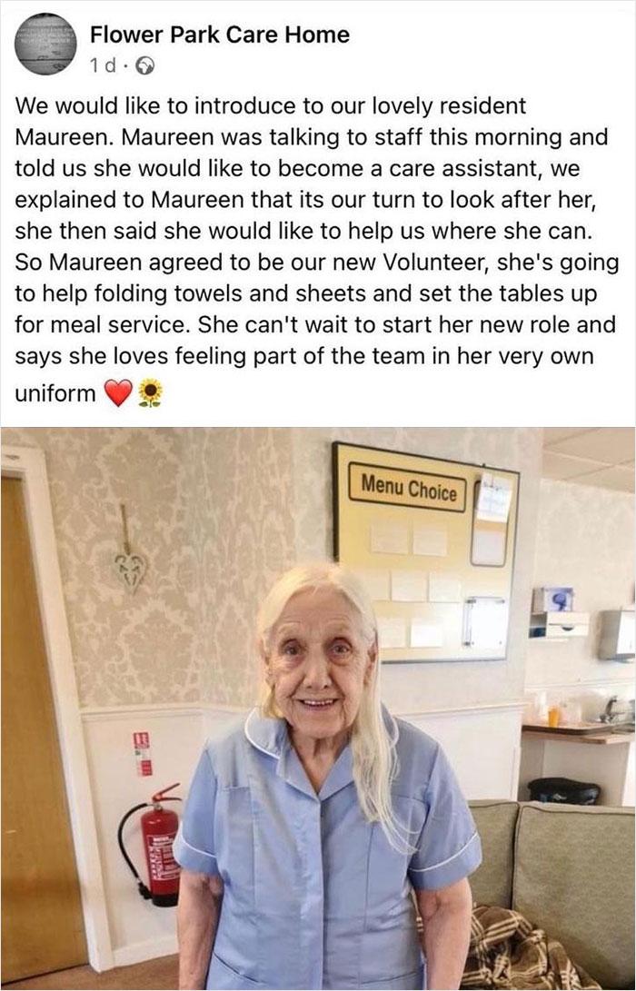 Maureen The Legend