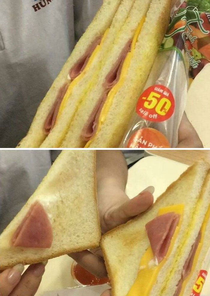 Sándwich de aire