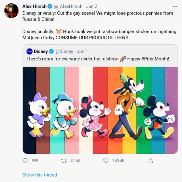 Gravity Falls Creator Alex Hirsch Murders Disney With Words