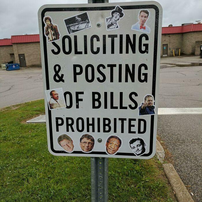 Bills Bills Bills...