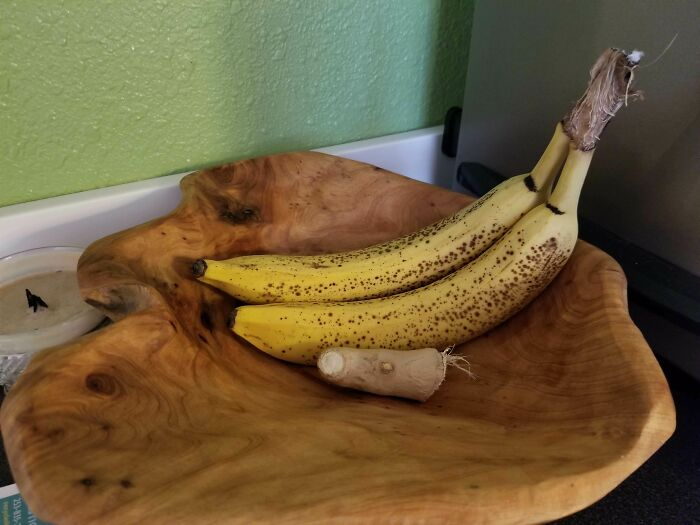 I Thought There Was A Severed Finger In My Fruit Bowl. It Was Just Some Ginger