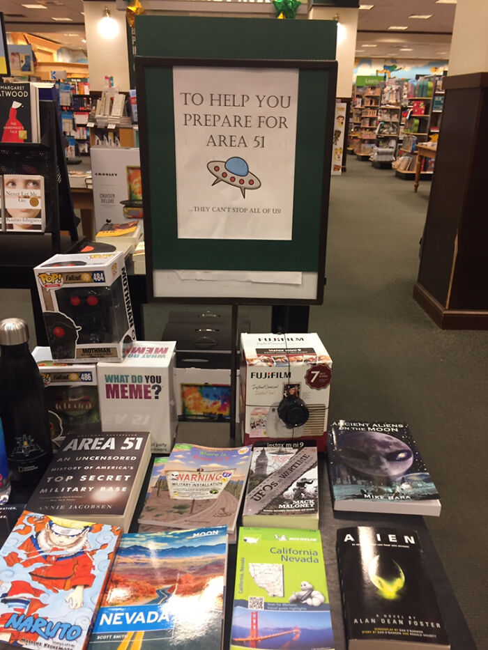 Spotted At My Local Barnes And Noble