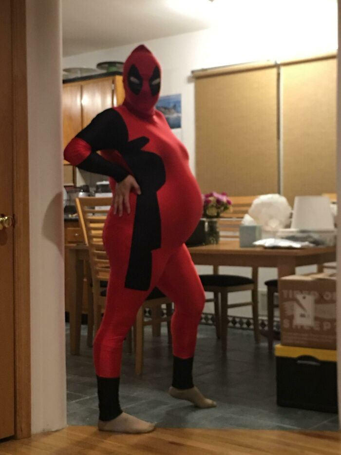 My Wife Is 39 Weeks Pregnant And Really Wants To See Deadpool 2