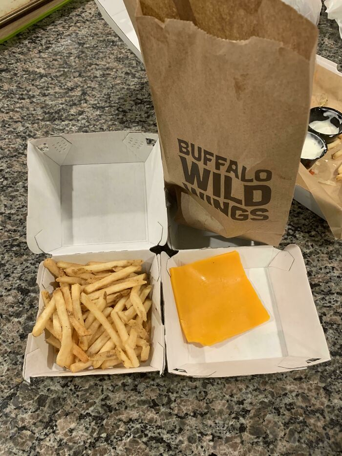 Pregnant Wife Ordered Cheese Fries, This Isn't Going To End Well