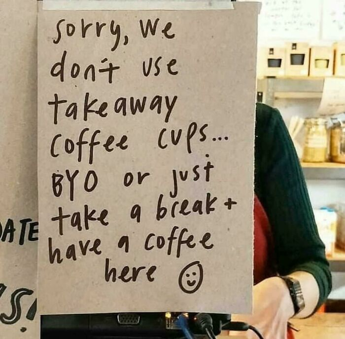 We Need More Coffee Shops To Do This