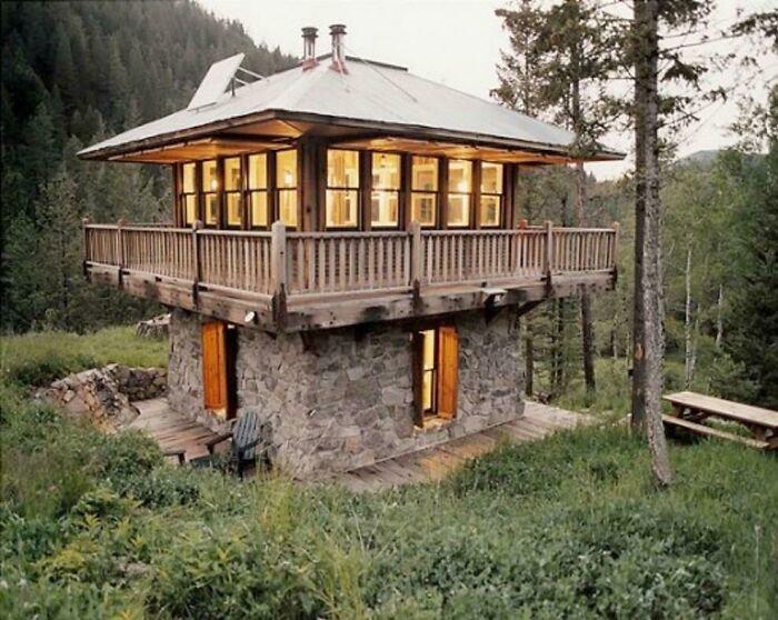 Fire Watch Cabin