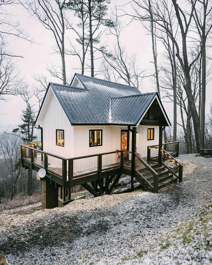This Cabin In Asheville, North Carolina