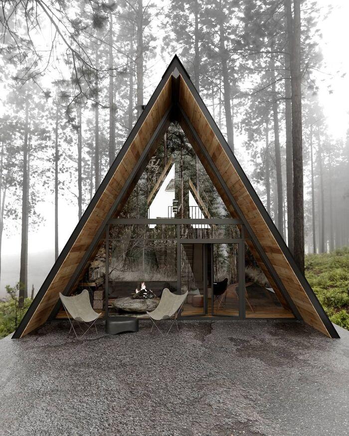 This Cabin In Lake Tahoe, California