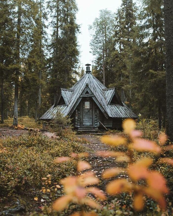 This Cabin In Finland