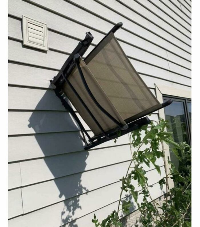 110+ Mph Derecho Winds Impale House With Lawn Chair, Iowa 8/10