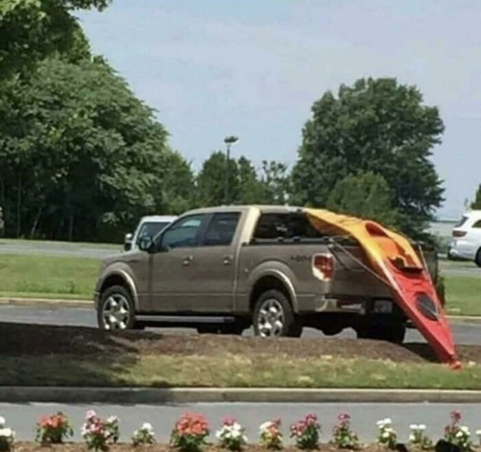 Don't Leave Your Kayak Out In The Sun