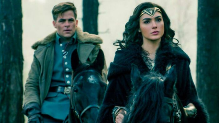In Wonder Woman (2017), Diana Is Able To Get To London From Her Remote Island In Only A Day Because She Is An Amazon, And Therefore Qualifies For Next Day Shipping