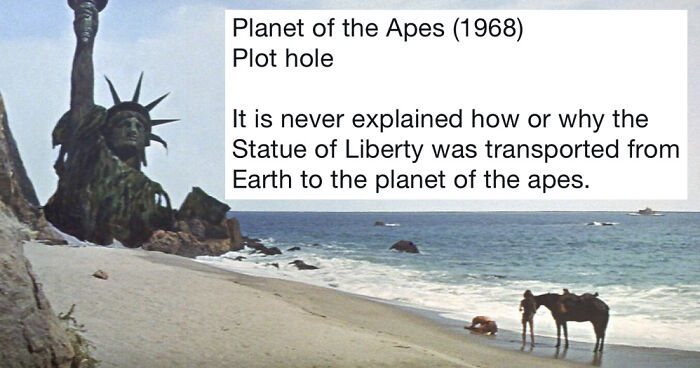 It Was Never Explained