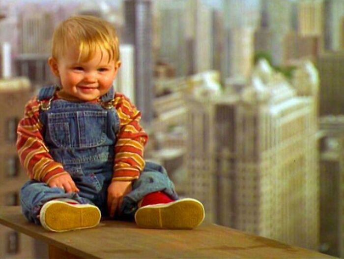 In Baby's Day Out (1994), Production Nearly Stopped Multiple Times After The Crew Ran Out Of Babies While Filming The Ledge Scenes