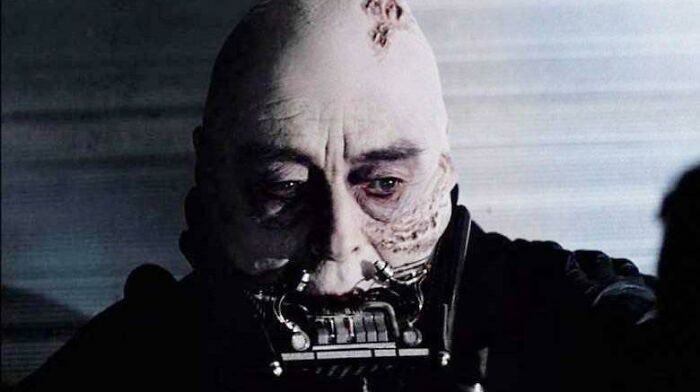 In Return Of The Jedi (1983), Darth Vader Reveals He's A Master Harmonica Player