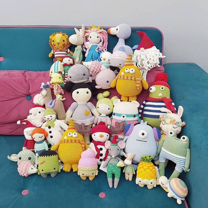 A Year's Worth Of Crochet