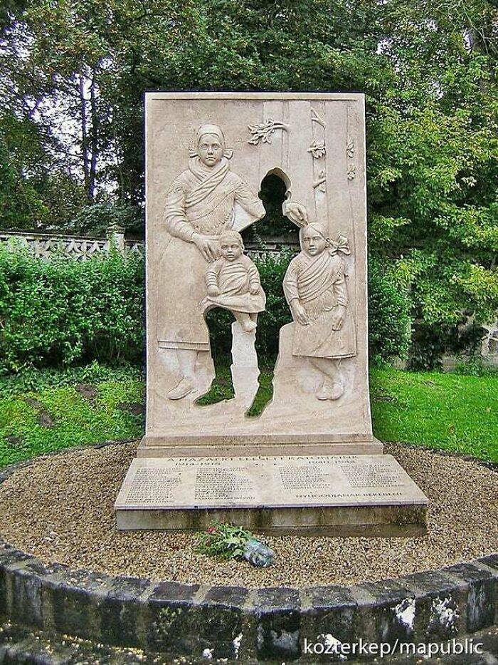 WW1 Memorial In Vácrátót, Hungary