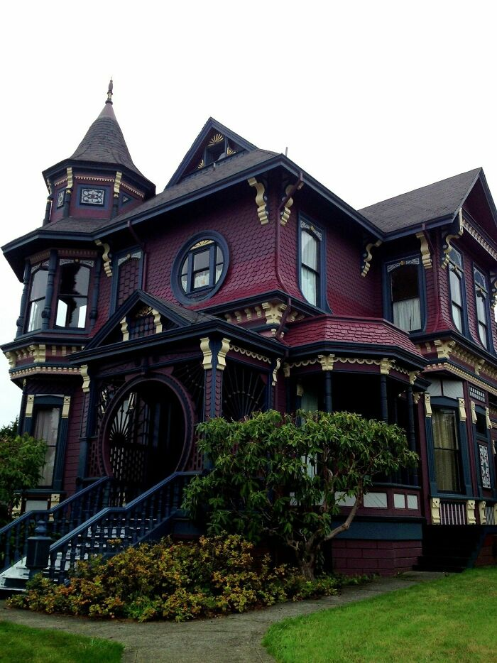 This Enchanting Gothic Victorian House Built In 1888 In Arcata, California