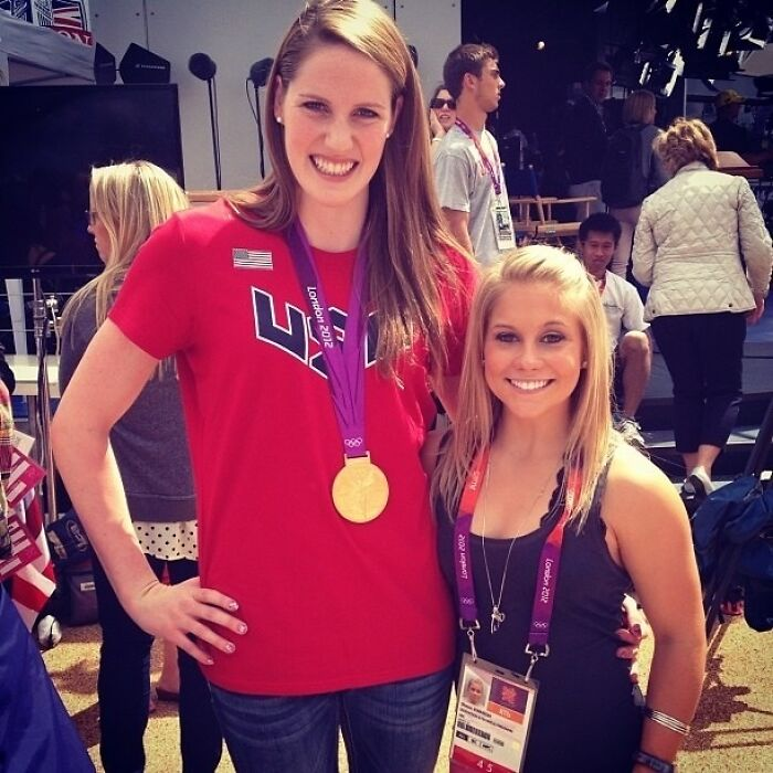 The Difference Between An Olympic Swimmer And An Olympic Gymnast