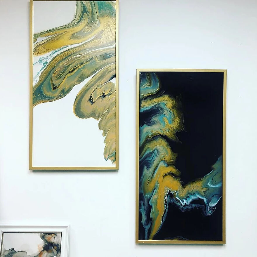 "My Project ""Artist Under Water"""