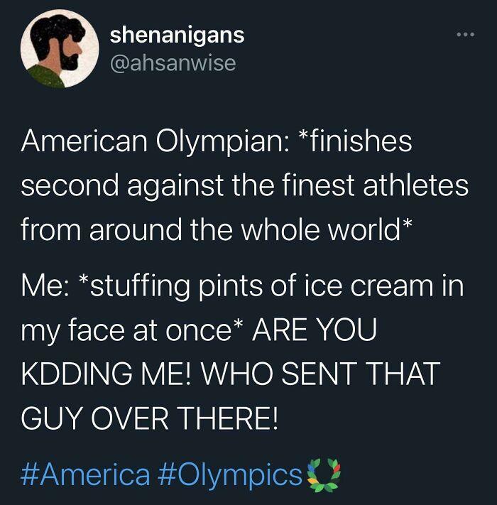 Watching Olympics Is Hard