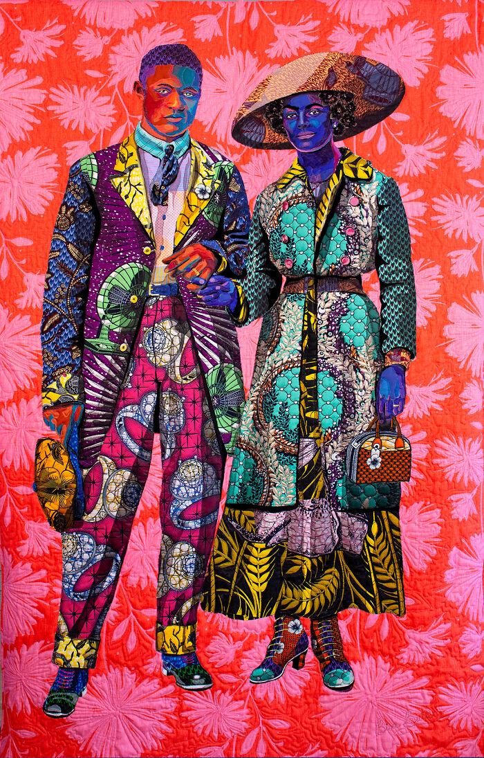 Bisa Butler's Amazing Quilts