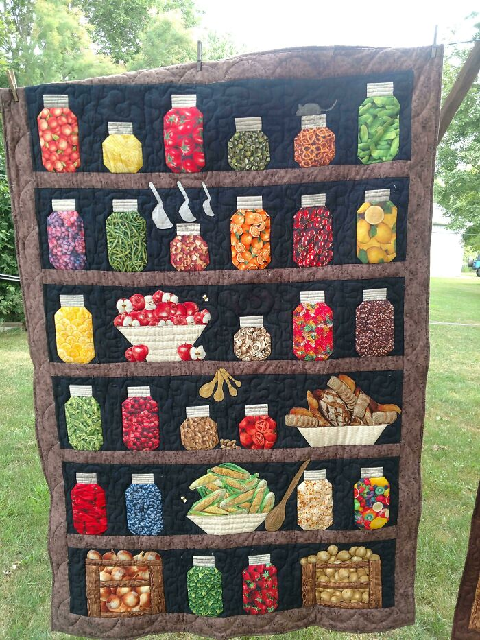 Pantry Quilt