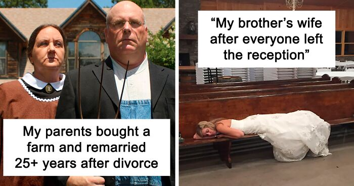 90 Of The Funniest Moments From Weddings That Made Them Even More Special