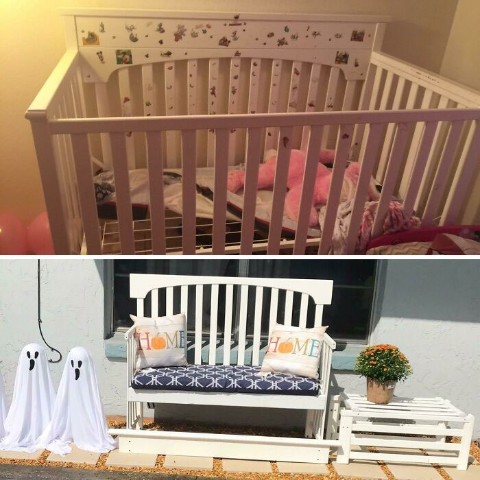 Both Of Our Children Used This Crib For The First 2.5 Years Of Their Lives. Trying To Get Another 5 Years Out Of It!