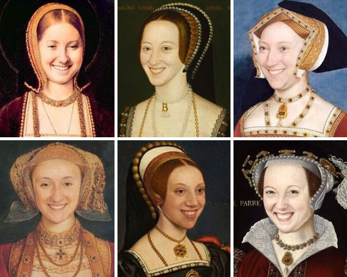 Henry Viii's Wives If They'd Never Met Him