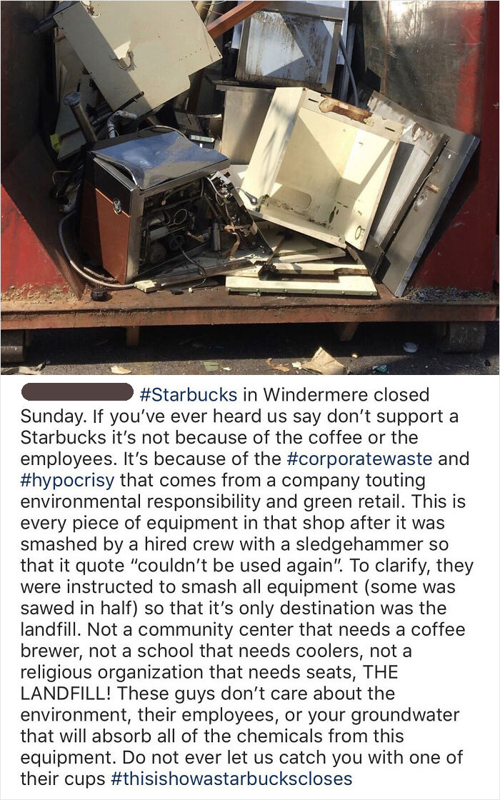 This Was Enough For Me To Finally Kick Starbucks For Good