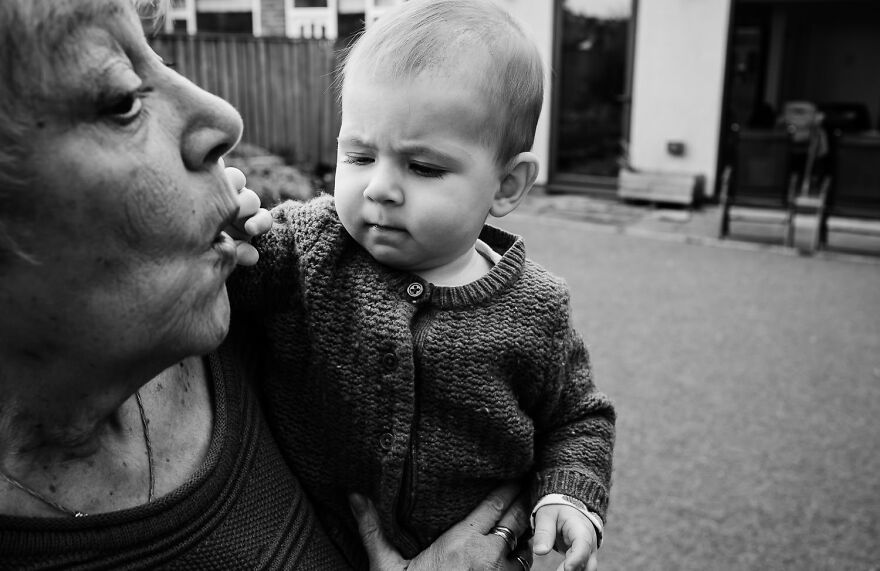 Here Are My Photographs Of Families Meeting Their Lockdown Babies