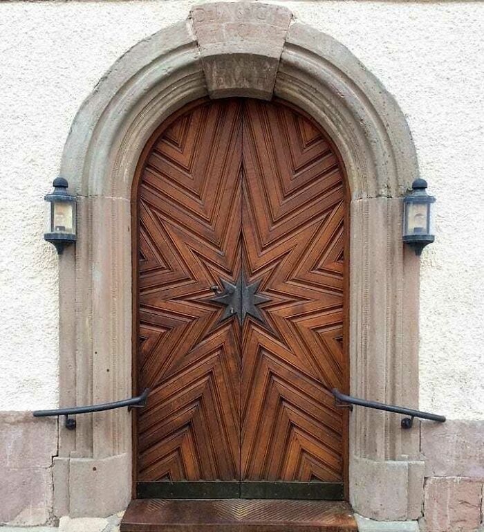 Gorgeous Door Design